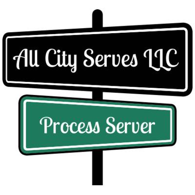 All City Serves Logo